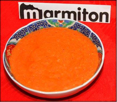 Rencontre Marmiton chez Jacotte à Besançon - sauce tomatée
