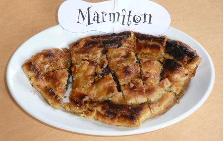 Rencontre Marmiton :  chausson pomme boudin