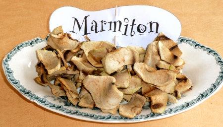 Rencontre Marmiton : chips de pomme