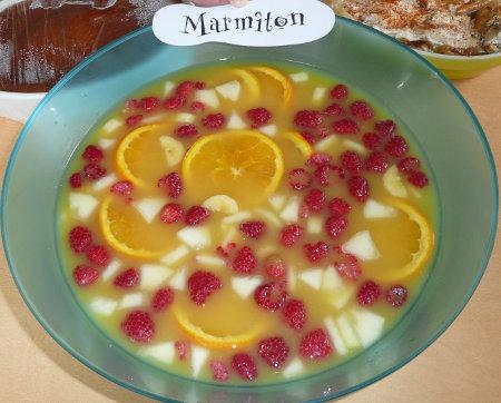 Rencontre Marmiton : punch aux fruits