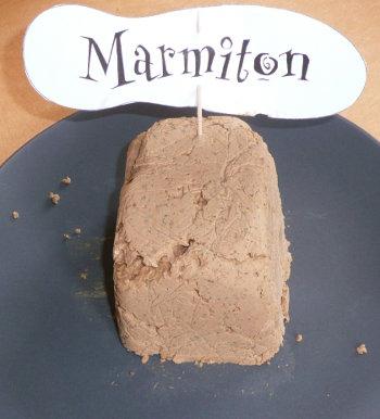 Rencontre Marmiton : terrine de foies de volaille