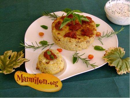 Rencontre Marmiton : gâteau de poisson sauce ciboulette/gingembre