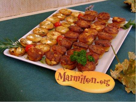 Rencontre Marmiton : mini-clafoutis variés