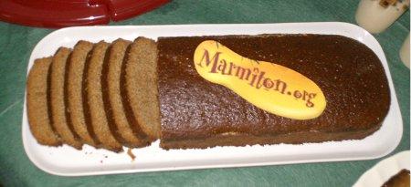 Rencontre Marmiton : pain d'épices