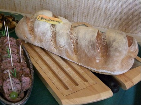 Rencontre Marmiton : pain aux 3 farines