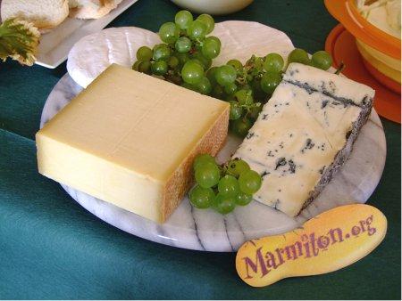 Rencontre Marmiton : plateaux de fromages