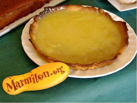 Rencontre Marmiton : tarte au lemon curd