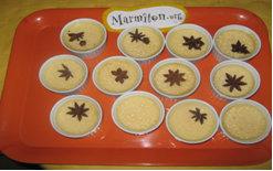 Rencontre Marmiton : crème aux oeufs aux épices