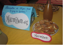 Rencontre Marmiton : muffins herbes et saint-morêt