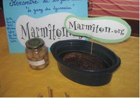 Rencontre Marmiton : terrine de campagne et ses petits oignons