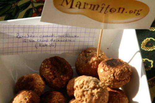 Bouchées Crousti-Moelleuses Crème de Marron (Kate 34)