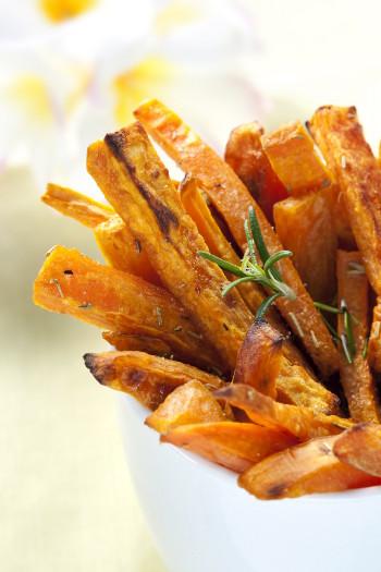 Patate douce, recette de patate douce