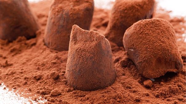Truffes en chocolat ! : On craque tous pour elles !