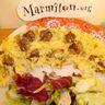 Omelette aux foies de volaille