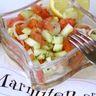 Salade de légumes paysanne