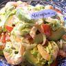 Salade de chou chinois