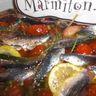 Duo de sardines marinées et tomates confites