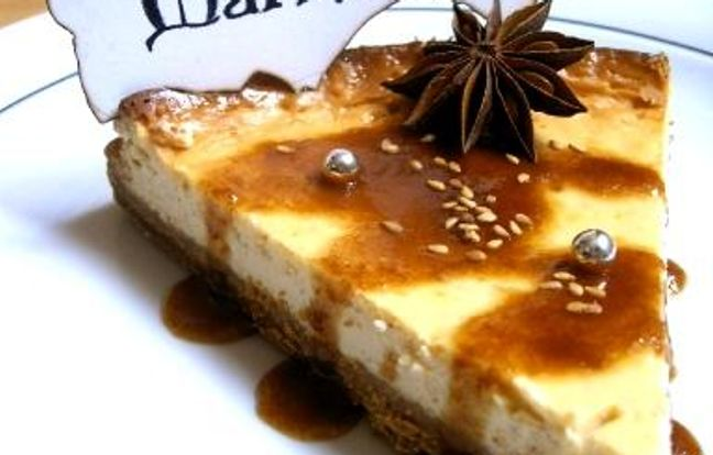 Cheesecake au yaourt : Recette de Cheesecake au yaourt ...