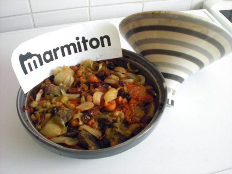 Tajine de boeuf aux légumes  Recette de Tajine de boeuf aux