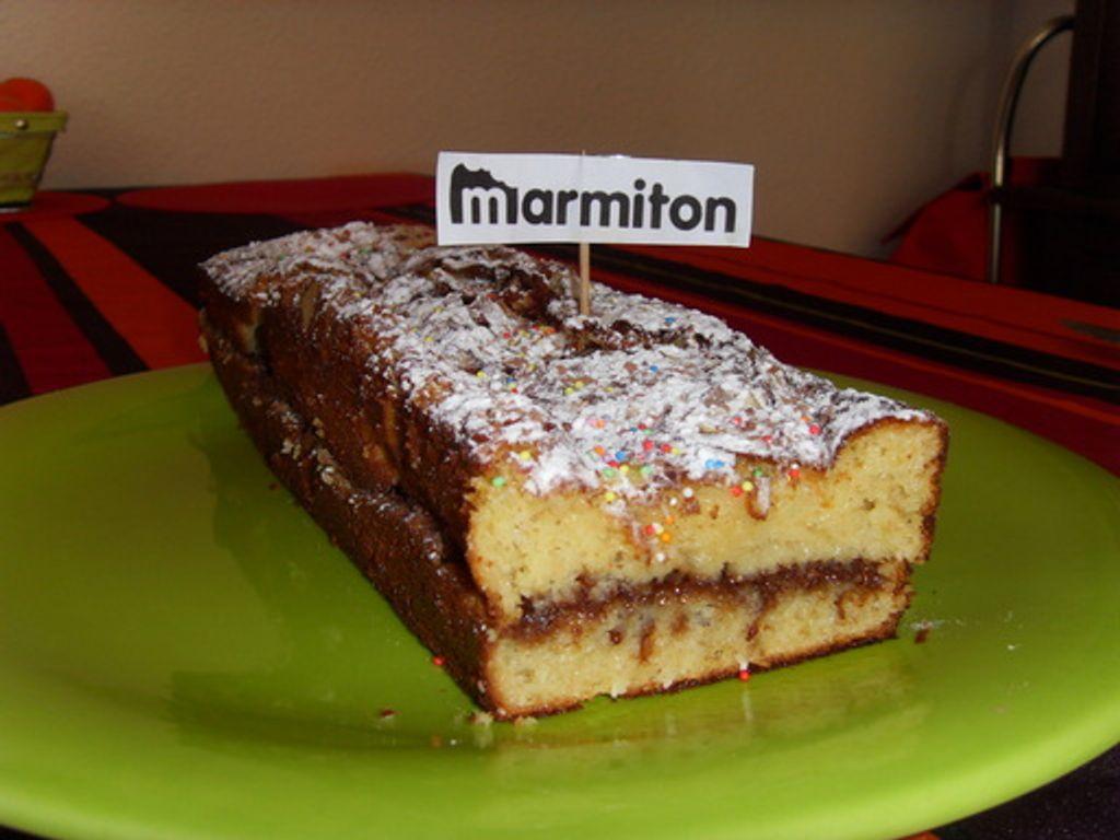 Gâteau Au Yaourt Orange Nutella Recette De Gâteau Au Yaourt Orange