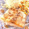 Saumon au beurre d'épices douces