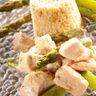 Filet de dinde aux asperges