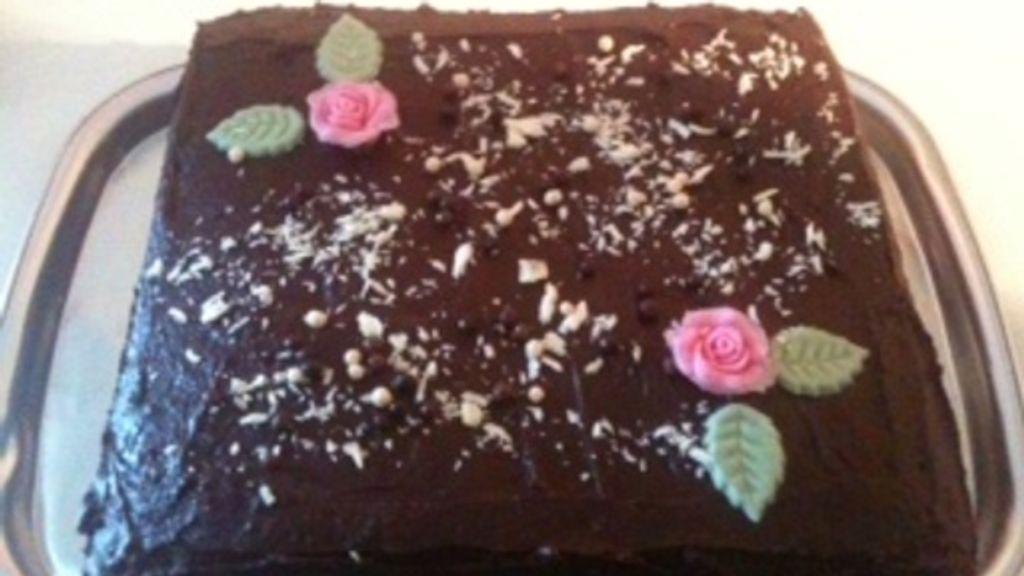 Gateau D Anniversaire Chocolat Poires Recette De Gateau D Anniversaire Chocolat Poires Marmiton
