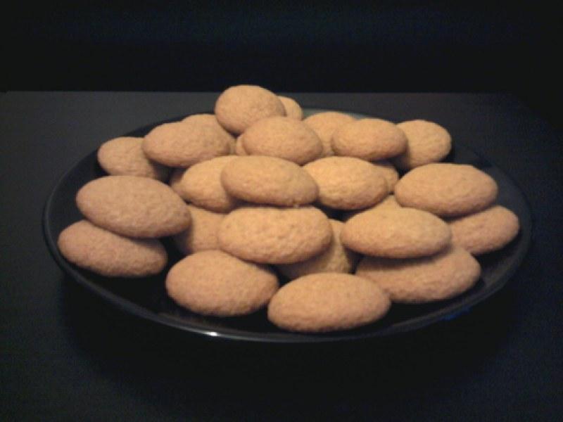 Recette biscuits de noel au miel