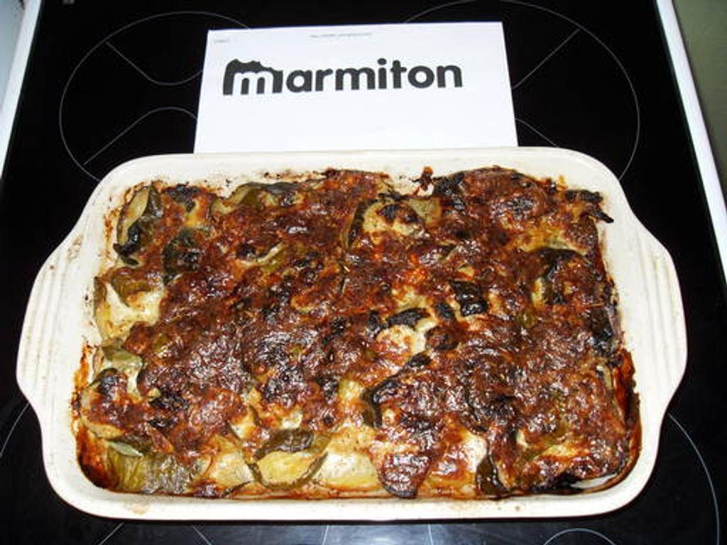 Gratin de courgettes, pommes de terre et oignons  Recette de Gratin de  courgettes, pommes de terre et oignons , Marmiton
