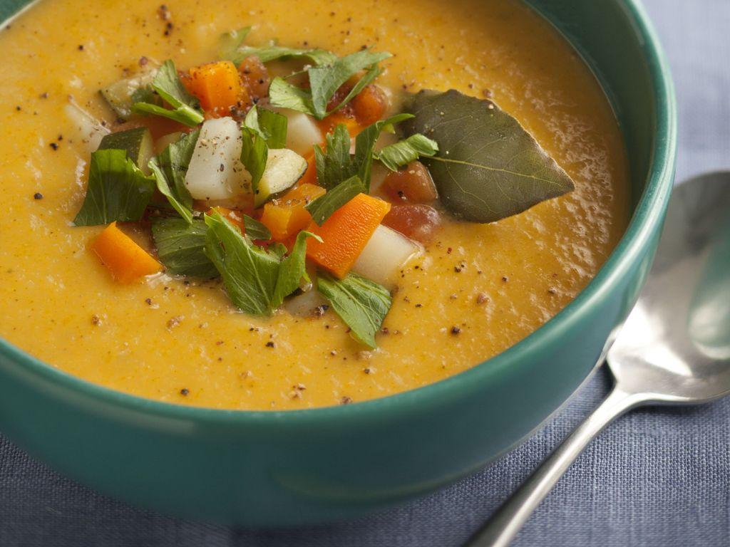 Recette soupe aux legumes