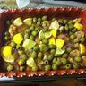 Poulet aux olives, au citron et aux épices