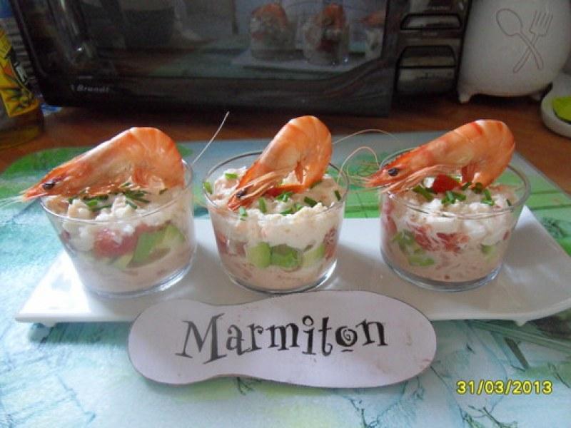 Salade Cocktail Recette De Salade Cocktail Marmiton