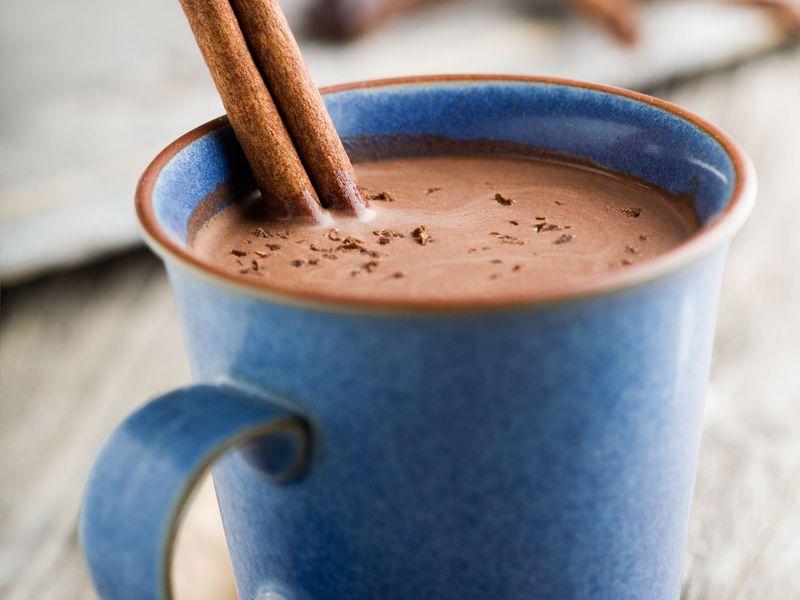 Recette chocolat de noel antillais