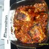 Cuisses de poulet au lard et aux champignons