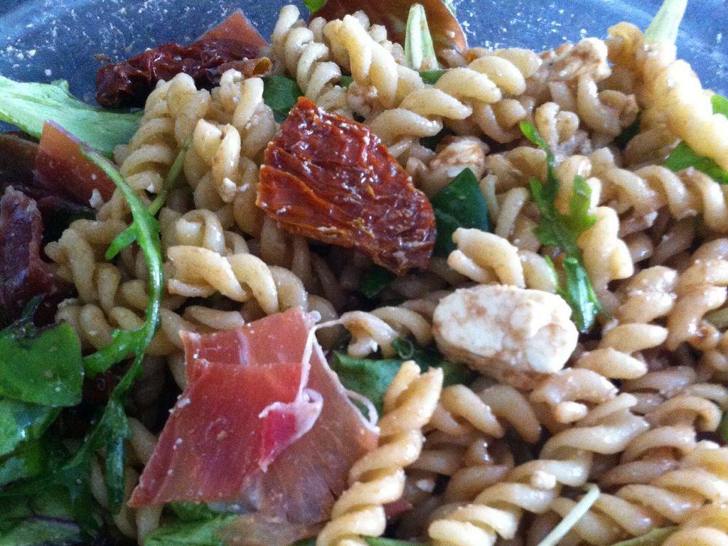 Salade de pâtes d'été : Recette de Salade de pâtes d'été ...