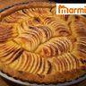 Tarte aux pommes et raisins secs façon dominouche