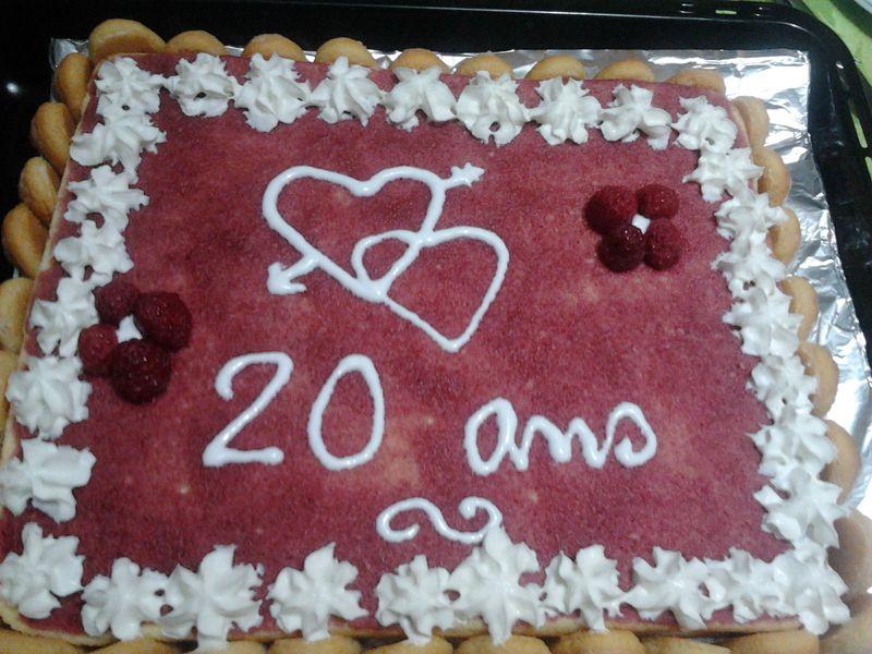 Gâteau De Fête Aux Fruits Recette De Gâteau De Fête Aux