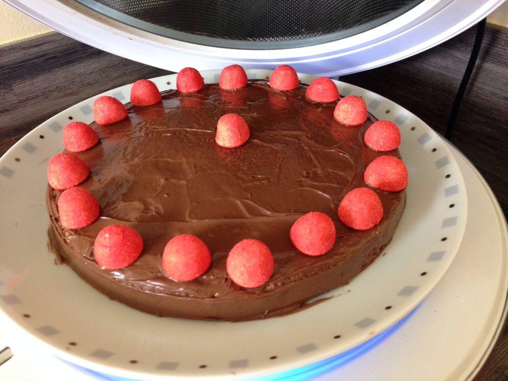 Gâteau Au Yaourt Et Nutella Recette De Gâteau Au Yaourt Et Nutella