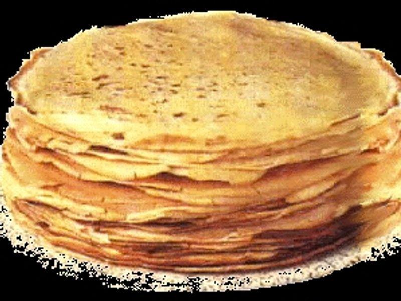 Pâte à Crêpes Savoureuses Recette De Pâte à Crêpes Savoureuses