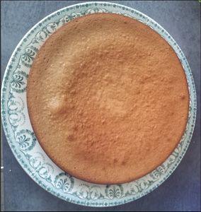 Gâteau Moelleux à La Crème De Marron Recette De Gâteau Moelleux à
