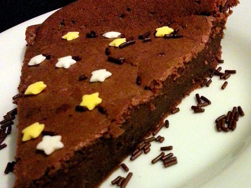 Fondant Au Chocolat Et Aux Petits Suisses Recette De