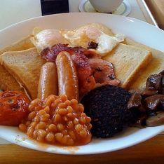 English Breakfast - Petit déjeuner anglais