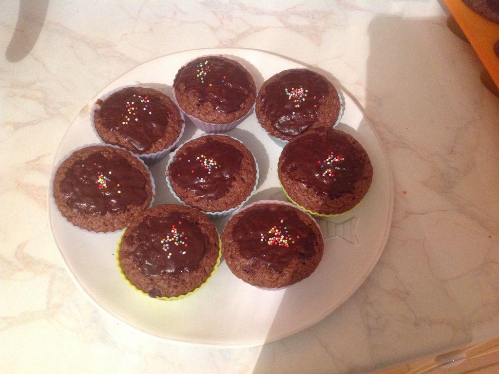 Cupcake Moelleux Au Chocolat Recette De Cupcake Moelleux Au