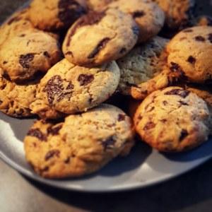 Les Cookies Au Chocolat D Emilie