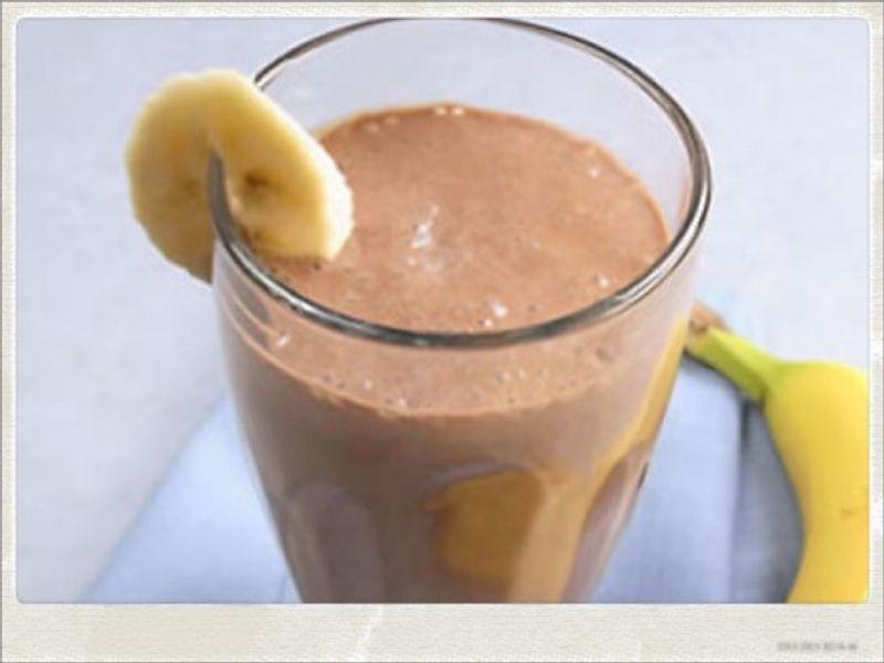 Milk Shake Banane Nutella Recette De Milk Shake Banane Nutella