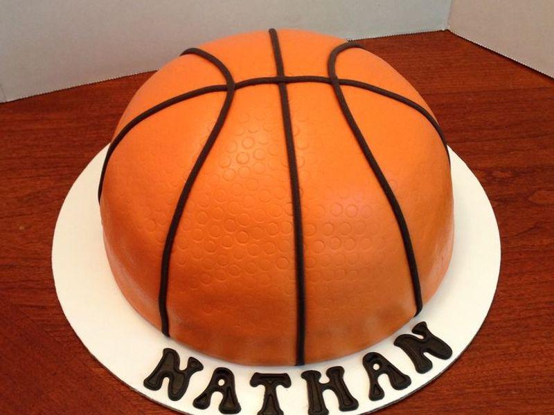 meilleur prix pour prix imbattable trouver le prix le plus bas Gâteau ballon de basketball : Recette de Gâteau ballon de ...
