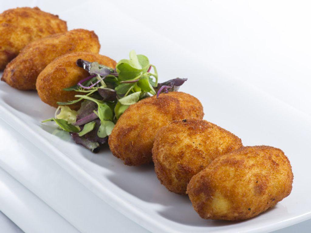 Croquette De Jambon Au Four croquetas au poulet de lola