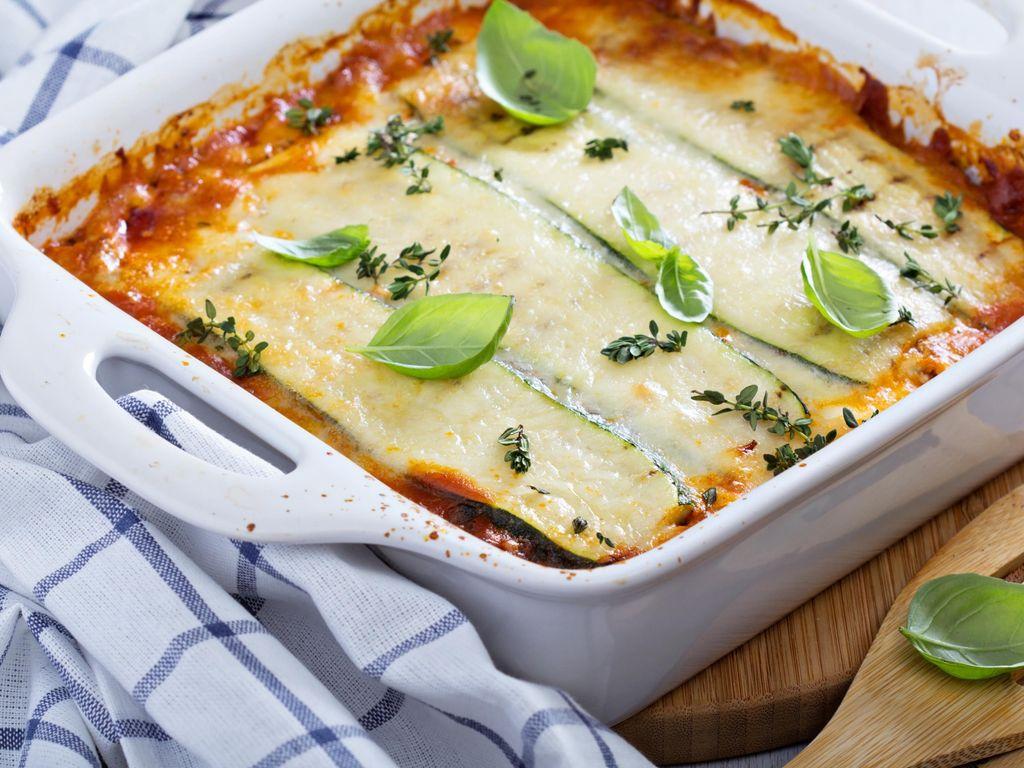 Lasagnes d'aubergines : Recette de Lasagnes d'aubergines - Marmiton
