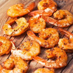 Crevettes Sautées à Lail Recette De Crevettes Sautées à Lail