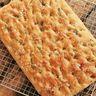 Pâte de farine de blé tendre pour foccacia et pide